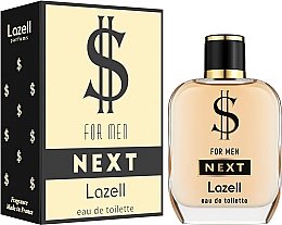 Kup Lazell $ For Men Next - Woda toaletowa