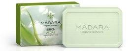 Kup Normalizujące mydło do twarzy Brzoza i wodorost - Madara Cosmetics Birch & Algae Soap