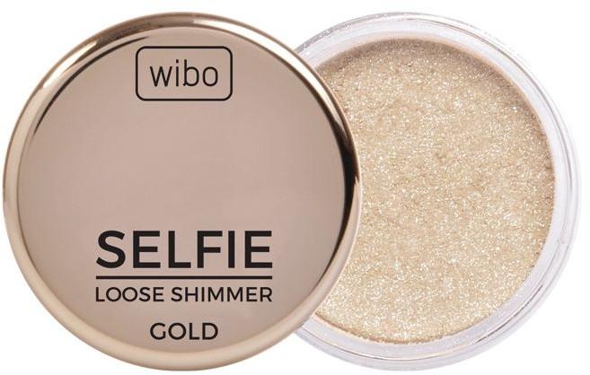 Rozświetlacz do twarzy - Wibo Selfie Loose Shimmer