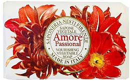 Kup Mydło w kostce Wanilia, migdały, pomarańcza i owoce tropikalne - Nesti Dante Amore Passional Nourishing Vegetable Soap