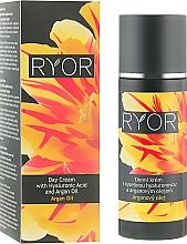 Kup Krem na dzień z kwasem hialuronowym i olejem arganowym - Ryor Day Cream With Hyaluronic Acid And Argan Oil