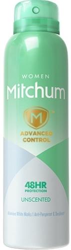 Dezodorant w sprayu - Mitchum Women Advanced Unscented — фото N1