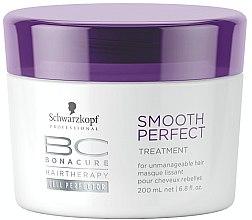 Kup Intensywnie wygładzająca maska do włosów - Schwarzkopf Professional BC Bonacure Smooth Perfect Treatment