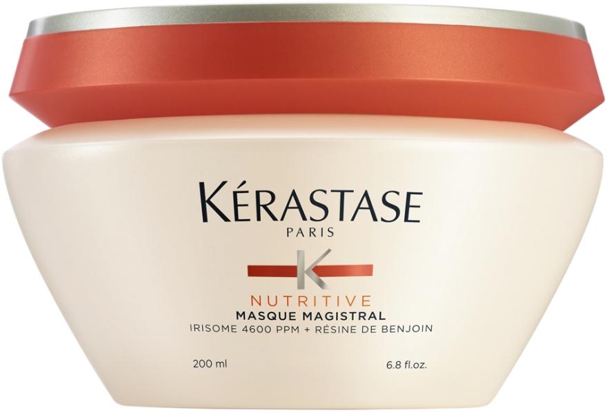 Odżywcza maska do włosów suchych - Kérastase Nutritive Masque Magistral — фото N1