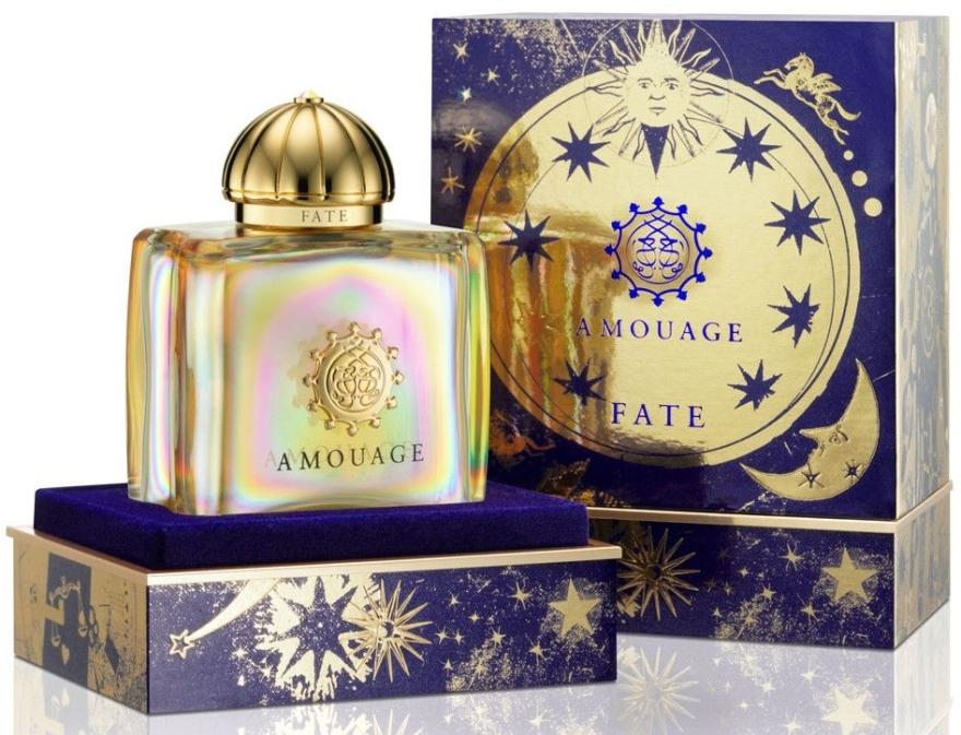 Amouage Fate For Woman - Woda perfumowana — фото N1