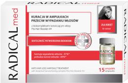 Kup Kuracja w ampułkach przeciw wypadaniu włosów dla kobiet - Radical Med Anti Hair Loss Ampoule Treatment For Woman
