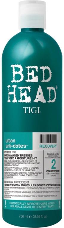Odżywka do włosów suchych i zniszczonych - Tigi Bed Head Urban Antidotes Level 2 Recovery Conditioner