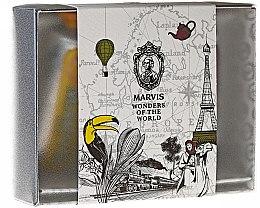 Kup Zestaw past do zębów - Marvis Wonders of the World (toothpaste 3 x 25 ml)