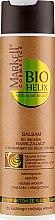 Kup Nawilżający balsam do włosów z ekstraktem ze śluzu ślimaka - Markell Cosmetics Bio Helix With Snail Mucin