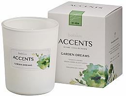 Kup Świeca zapachowa w słoiku 92/76 - Bolsius Accents Garden Dreams