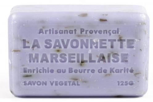 Marsylskie mydło w kostce Lawenda - Foufour Savonnette Marseillaise Lavande — фото N2