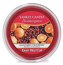 Kup Wosk zapachowy - Yankee Candle Mandarin Cranberry Scenterpiece Melt Cup