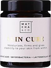 Kup Wegańskie kapsułki na zdrową skórę dla kobiet - Matcha & Co Skin Cure
