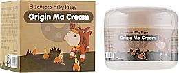Kup Naprawczy krem do twarzy z olejem końskim - Elizavecca Face Care Milky Piggy Origine Ma Cream