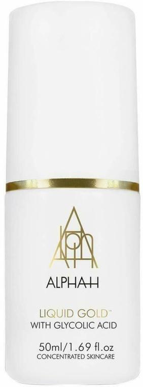 Serum do twarzy z kwasem glikolowym - Alpha-H Liquid Gold Face Firming & Brightening Serum — фото N1