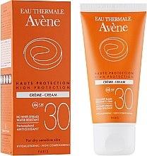 Kup Przeciwsłoneczny krem do twarzy z wysoką ochroną SPF 30 - Avène Sun High Protection Cream