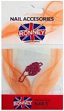 Kup Łańcuszek do zdobienia paznokci, 00378, złoto-różowy - Ronney Professional