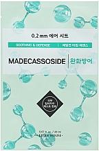 Kup Kojąca maseczka w płachcie do twarzy - Etude House Therapy Air Mask Madecassoside