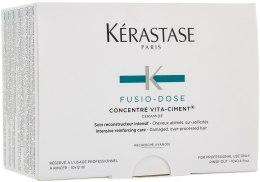 Kup Intensywna kuracja odbudowująca zniszczone włosy - Kérastase Fusio Dose Concentré Vita-Ciment