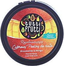 Kup Cukrowy peeling do ciała Brzoskwinia i mango - Farmona Tutti Frutti