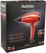 Kup PRZECENA! Suszarka do włosów - BaByliss 6615E AC motor PRO *