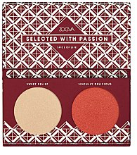 Kup Paletka rozświetlaczy do twarzy - Zoeva Spice of Life Highlighting Palette