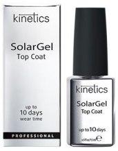 Kup Top coat do lakieru żelowego - Kinetics Top Coat Solar Gel Up To 10 Days