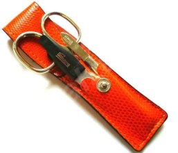 Kup Zestaw do manicure'u PL880, pomarańczowy - DuKaS