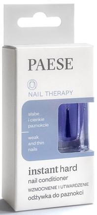 Wzmacniająca odżywka do słabych i cienkich paznokci - Paese Nail Therapy Instant Hard