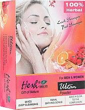 Kup Oczyszczający proszek do mycia twarzy - Hesh Ubtan Powder