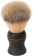 Kup Pędzel do golenia - Acca Kappa Shaving Brush Natural Style Nero