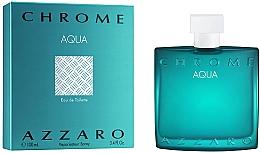Woda toaletowa dla mężczyzn - Azzaro Chrome Aqua  — фото N2