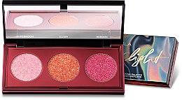 Kup Paleta brokatowych rozświetlaczy do makijażu - Nabla Glimmer Light Multi-Reflective Illuminating Pallette