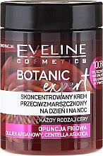 Kup Skoncentrowany krem przeciwzmarszczkowy do twarzy na dzień i na noc Opuncja figowa - Eveline Cosmetics Botanic Expert