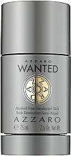 Kup PRZECENA! Azzaro Wanted - Perfumowany dezodorant w sztyfcie bez alkoholu *