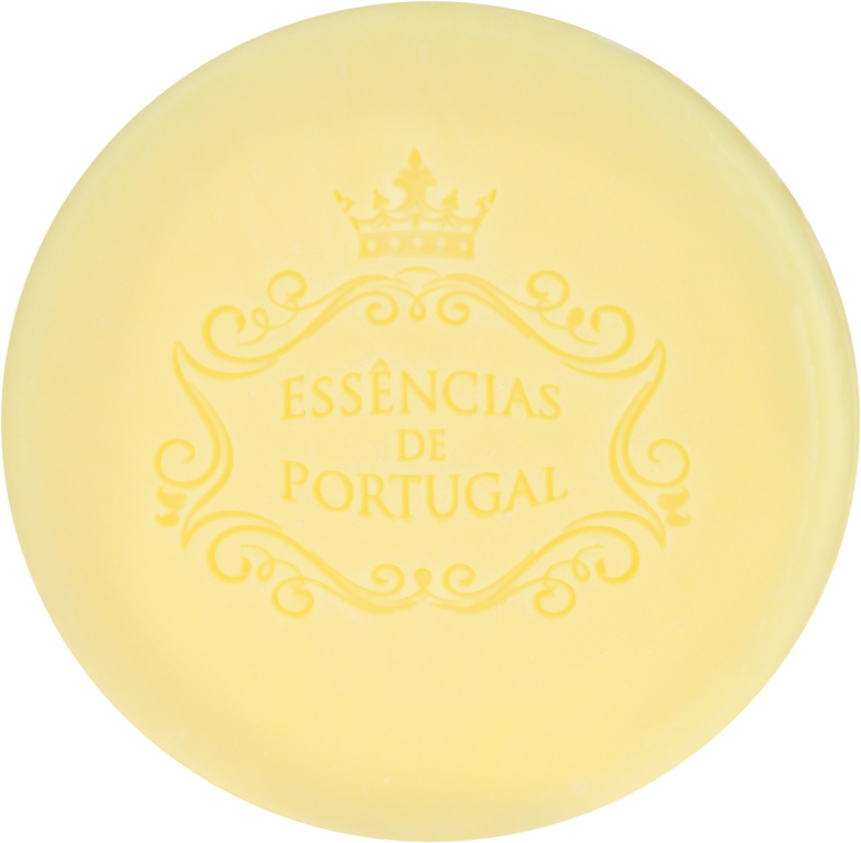 Naturalne mydło w kostce - Essencias De Portugal Living Portugal Guimaraes Lemon — фото N2