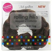 Kup Gumka do włosów, brązowa - Rolling Hills Scrunchie Hair Rings Brown