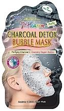 Kup Detoksykująca bąbelkowa maseczka węglowa - 7th Heaven Charcoal Detox Bubble Mask