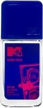 Kup MTV Perfumes MTV Sound Check - Perfumowany dezodorant z atomizerem
