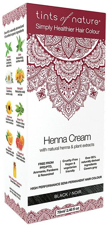 Henna w kremie do koloryzacji włosów - Tints Of Nature Henna Cream — фото N2