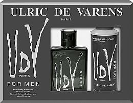 Kup Ulric de Varens UDV - Zestaw (edt 100 ml + deo 200 ml)