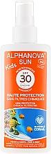 Kup Spray przeciwsłoneczny dla dzieci - Alphanova Sun Kids SPF 30 UVA