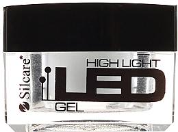 Kup Żel do paznokci - Silcare High Light LED White