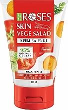 Kup Nawilżający krem do rąk Pomidor i marchewka - Nature of Agiva Roses Vege Salad Moisturizing Hand Cream