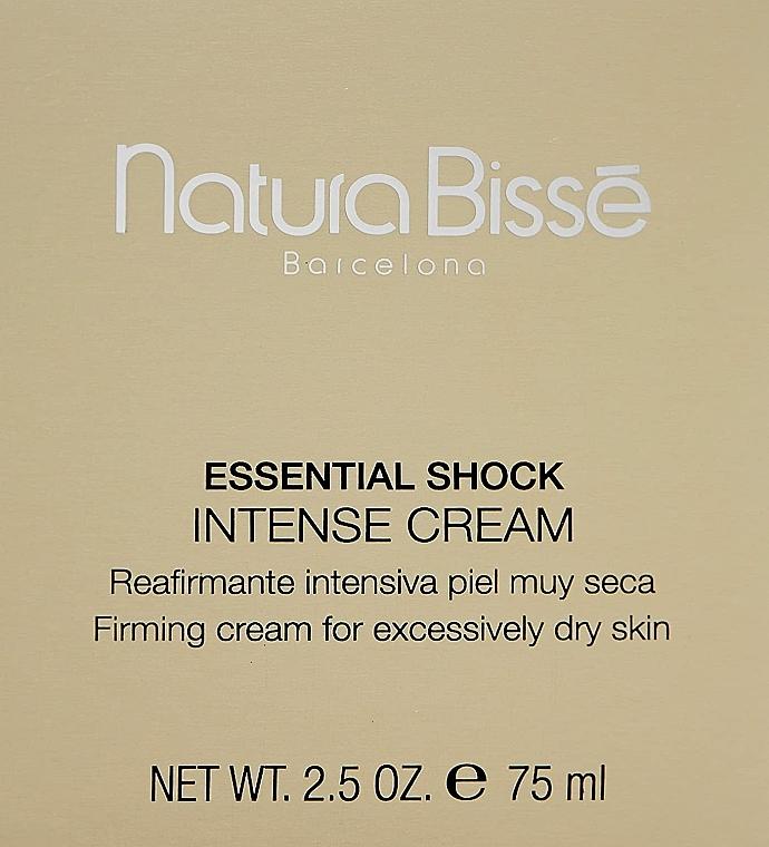 Nawilżający krem przeciwstarzeniowy do cery suchej - Natura Bissé Essential Shock Intense Cream — фото N5