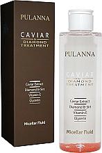 Kup Fluid micelarny do twarzy z ekstraktem z kawioru - Pulanna Caviar Micellar Fliud