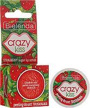 Kup Peeling cukrowy do ust Truskawka - Bielenda Crazy Kiss