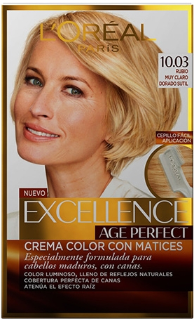 Farba do włosów - L'Oreal Paris Age Perfect By Excellence
