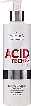 Kup Złuszczający tonik do twarzy - Farmona Professional Acid Tech
