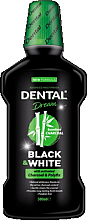 Kup Płyn do płukania jamy ustnej - Dental Dream Black & White
